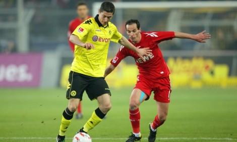 Borussia Dortmund vs. 1 FC Cologne